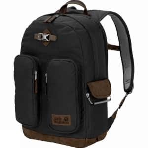 Rucksacks  - Jack Wolfskin 7 Dials Photo Pack Black
