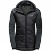 Jack Wolfskin Womens Skyland Crossing Jacket Black