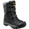 Keen Kids Basin WP Boot Black / Gargoyle