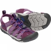 Keen Womens Clearwater CNX Sandal Grape Wine/Grape Kiss