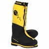 La Sportiva Olympus Mons Evo Boot Black/Yellow