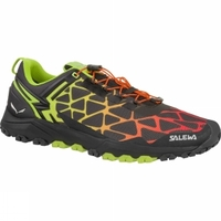 Low Shoes  - Salewa Mens Multi Track Shoe Black / Cactus