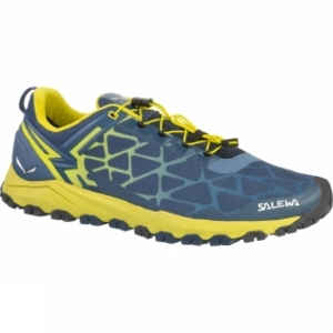Low Shoes  - Salewa Mens Multi Track Shoe Dark Denim / Kamille