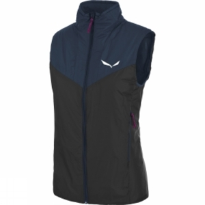 Salewa Womens Ortles 2 PrimaLoft Vest Black Out