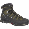 Salomon Mens Quest 4D 2 GTX Boot Iguana Green/Asphalt/Dark Titanium