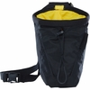 Climbing Equipment The North Face Chalk Bag Pro TNF Black/Canary Yellow