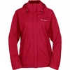 Vaude Womens Escape Pro Jacket Indian Red