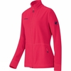 Fleece & Windstopper Womens Yampa ML Jacket