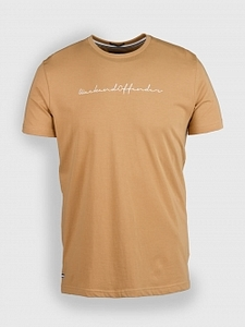 T-Shirts, Polos & Tops  - Adam AW17 Camel