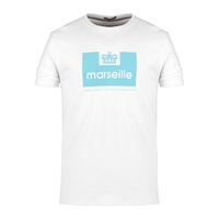 T-Shirts  - City Series 2 Marseille White, L