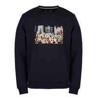 Pullovers  - Foot Soldiers Sweat Navy, XXL