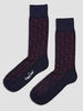 Happy Socks Optic Dark Blue