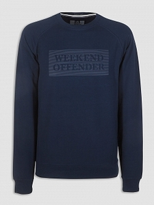 Pullovers  - Manhattan Navy