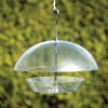 2 x Squirrel Proof Dome Feeders For Wild Birds