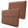 Snugg Microsoft Surface Pro 4 Sleeve in Distressed Brown Leather