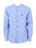 Blouses & Shirts Coloured Button Oxford Shirt - Smoke