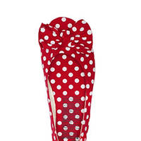Shoes  - Dotty For You Folding Shoes - Rollasole Fold Up Ballerina Pumps