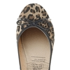 Leopard Deluxe Folding Shoes - Rollasole Fold Up Ballerina Pumps