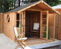 12 x 8 Premium T&G Traditional Summerhouse