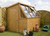 8 x 6 T&G Potting Shed