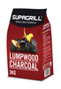Home & Garden Supagrill Lumpwood Charcoal - 3kg
