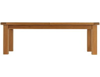 Tables  - Oakleaf Rustic 7ft 8  Extending Table