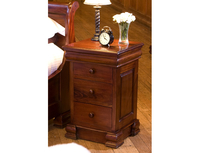 Tables  - Waterloo Mahogany Lamp Table / Bedside Table
