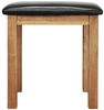 Stools Weardale Oiled Oak Dressing Stool