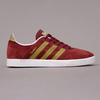 Shoes Adidas Busenitz ADV Shoes - Cardinal, Metallic Gold and Running White