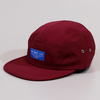 Caps The Quiet Life Crush Five Panel Cap Burgundy