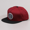 Caps The Quiet Life Day Logo Snapback Cap Red
