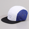 Caps The Quiet Life Runner Five Panel Cap Black White
