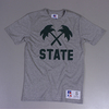 Clothing & Accessories Trainerspotter Russell Athletic Palm State T Shirt Grey