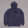 Sweatshirts Turbokolor Moder Kangoroo Hooded Mens Sweatshirt Navy Heather