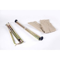 Camping & Trekking  - Centre Pole and A-frame set - 4M