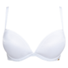 Glossies Padded Bra - White