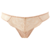Women's Gossard Everyday Lacey Thong - Nude