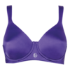 Bras Sports Underwired Running Bra - Purple