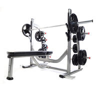 Training & Weight Lifting Benches  - TKO Olympic Flat Bench