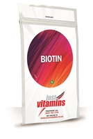 Food Supplements  - High Strength Biotin Tablets 2500mcg