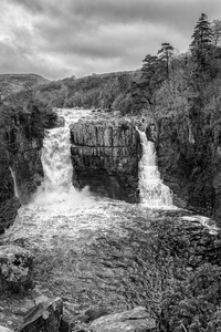 Art  - High Force Waterfall  - Limited Edition Print by Ben Robson Hull