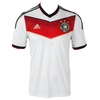 Jackets & Vests Germany Home Shortsleeve Replica Jersey White