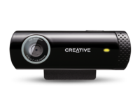 Web Cameras  - Creative Live! Cam Chat HD