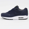 Flip Flops Nike Air Max 1 Woven Midnight Navy 725232-400