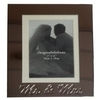 Photograph Albums|Wedding Mr & Mrs Cherished Memories Photo Frame