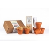 Insulating Flasks|Pewter Plates|Sport & adventure Seeded Flowerpot Bread Making Kit