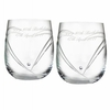 Cups & Mugs|Gifts for Men|Wedding|Gifts for Couples Swarovski Heart Whisky Glasses