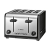 Bosch TAT6A643GB 4 Slot Toaster in Stainless Steel