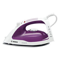 Bosch TDA4633GB 2400w Steam iron with 35 g/min continuous steam output
