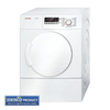 Bosch WTA74200GB 7kg Classixx Vented Tumble Dryer with 10 Programmes